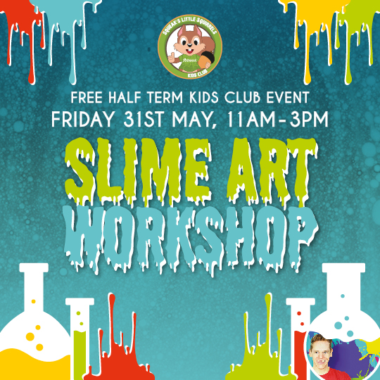 Slime Art Workshop