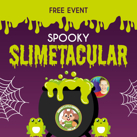 Spooky Slimetacular