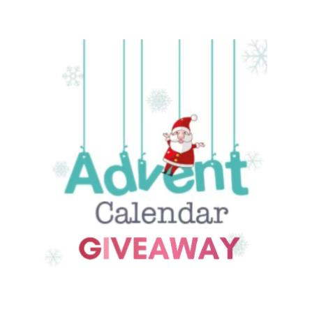 Advent Calendar Give-Away