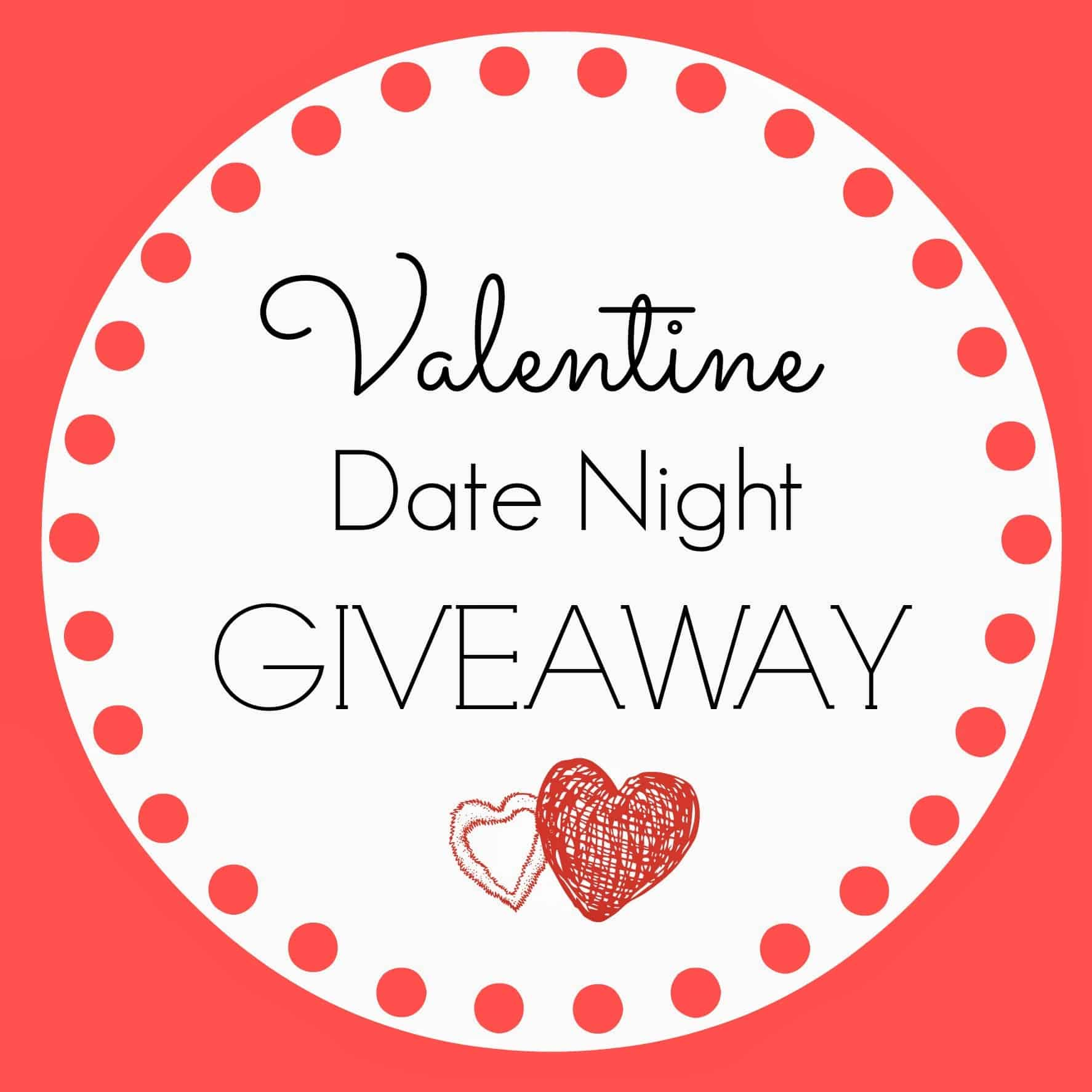 Date Night Give-away